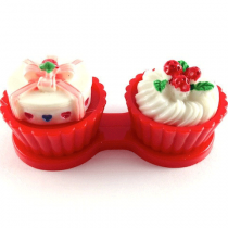 "Lenscase ""Cupcakes"" STRAWBERRY CAKE"