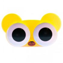 "Lenscase ""Lovezoo"" YELLOW BEAR"