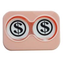 "Lenscase ""Minicase"" PINK DOLLAR"