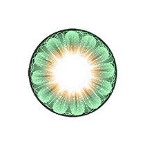 """EOS """"Daisy 3 Tone"""" Green"""