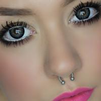 Sofi | Geo Mimi Bambi Sesamy Grey WMM305
