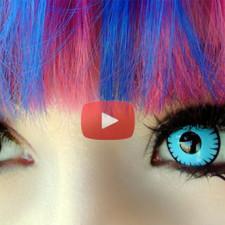Product Video Geo Crazy Black/Lightblue SF14
